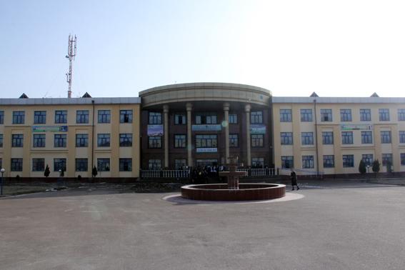 Алмалыкский колледж